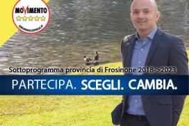 Priorità programmatiche basso Lazio 2018/2023