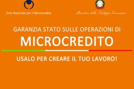 Usa il microcredito per crearti il lavoro che vuoi
